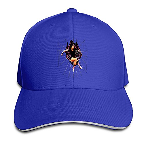 Sandwich Strapback Hats Man's Alumni Snapback Hats With Aj Lee WWE Diva New (Wwe Diva Outfits)