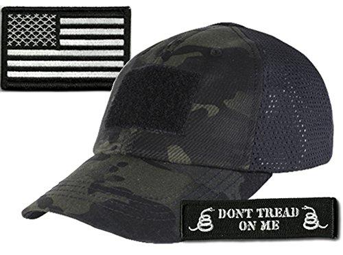 - w USA/Dont Tread Patches (Multicam-Black Cap - Mesh) ()