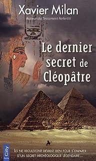 Le dernier secret de Cléopâtre