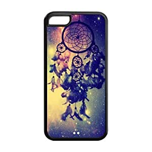 Diy iPhone 6 plus Mystic Zone Fantastic TV Shows Dream Catcher Cover Case for Apple iPhone 6 plus -(Black and White) -MZ5C00175