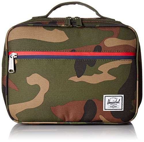 Herschel Kids' Pop Quiz Lunch Backpack W CAMO One Size