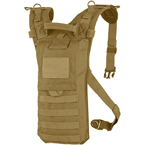Condor Hydro Harness Coyote (Best Chest Rig With Hydrations)