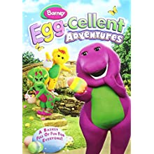 Barney: Egg-cellent Adventures (2010)