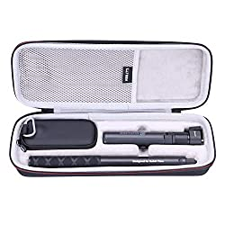 LTGEM Hard Carrying Case for Insta360 ONE X 360 Action Camera. Fits Tripod and Other Accessories