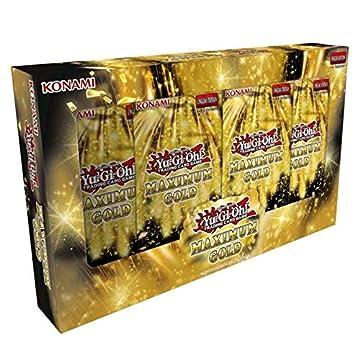 maximum gold yugioh