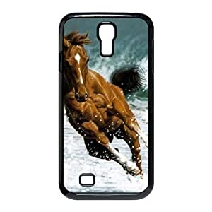 Cell phone case Of Horse Bumper Plastic Hard Case For Samsung Galaxy S4 i9500