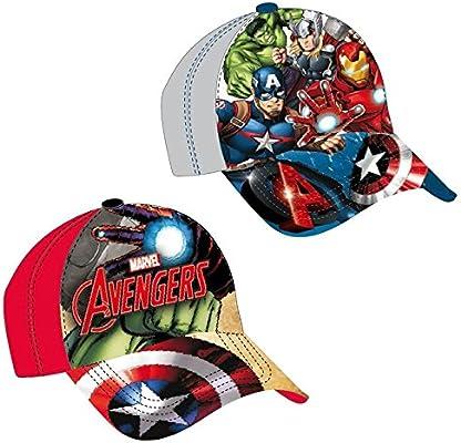 21527f060463e Avengers Gorra (53cm) surt. 2 diseños Artesanía Cerdá 2200002009 ...