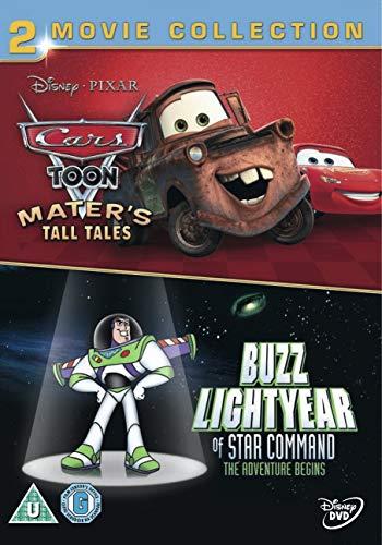 Buzz Lightyear Star Command - Mater/Buzz Lightyear DVD Duopack [Import anglais]
