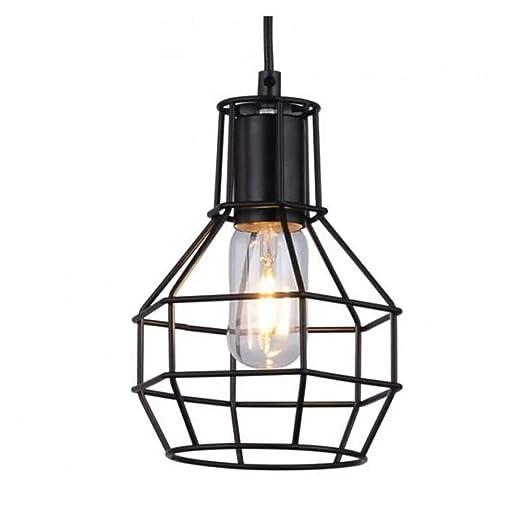 Suspensión metal Design lustre Sonora lámpara de techo Vintage ...