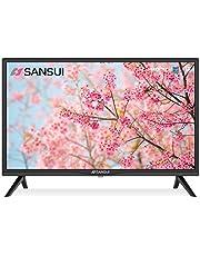SANSUI ES24Z1, 24 inch HD (720P) LED TV with Built-in HDMI, USB, VGA(2021 Model)