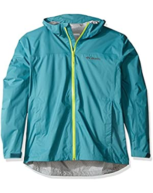 Men's Evapouration Jacket, Teal, Large
