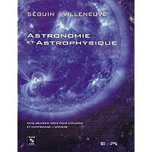 Astronomie & astrophys.2e +CD seguin-villeneuve