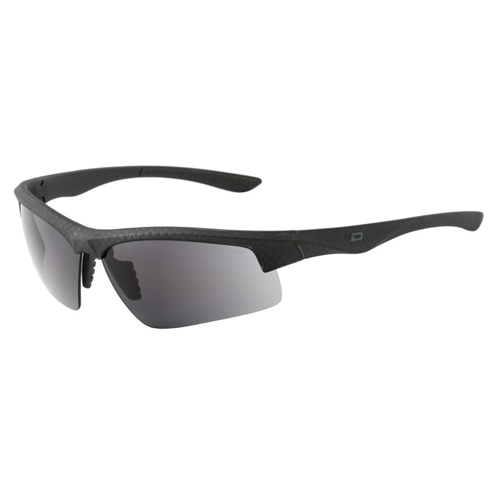 Dirty Dog Hub Sunglasses - Carbon   Grau Polarised