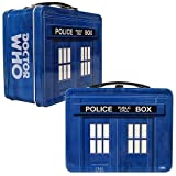 Doctor Who Limited Edition TARDIS Tin Tote Lunch Box