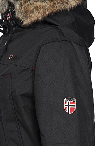 Norway Giacca Geographical Donna Donna Geographical Giacca Norway Geographical Norway Nero Donna Nero Giacca qEPfwg