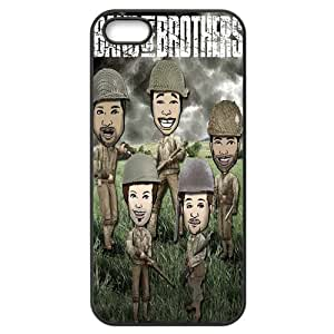 Band of Brothers iPhone 5 5S Blackmaverick Fantasy Funny Terror Tease Magical YHNL797811004 Kimberly Kurzendoerfer