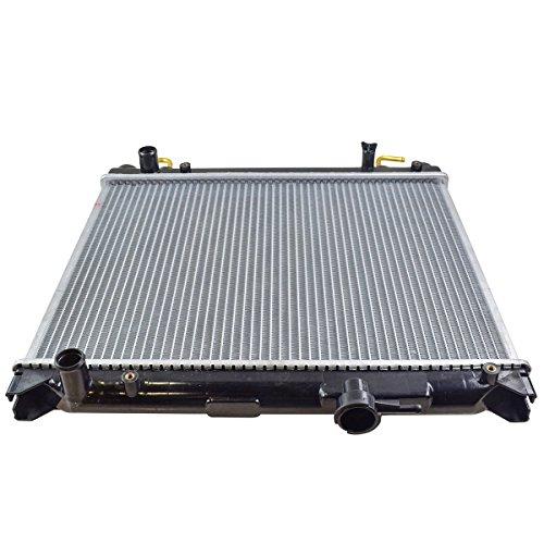 Radiator Assembly Aluminum Core Direct Fit for 89-93 Sidekick Tracker -