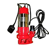Hallmark Industries MA0387X-8 Sewage Pump with