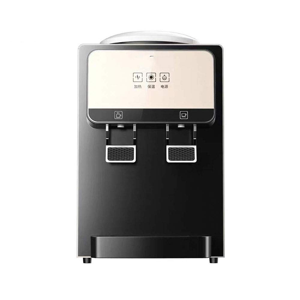KYLL Hot and Cold Bottled Water Cooler, Table Water Dispenser Cooler, Electric Desktop Water Machine, for Offices and Meeting Rooms