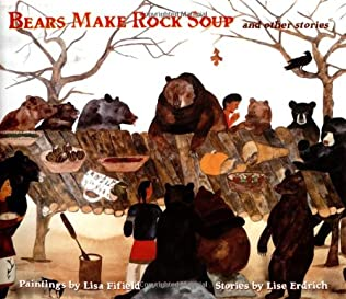 book cover of Bears Make Rock Soup