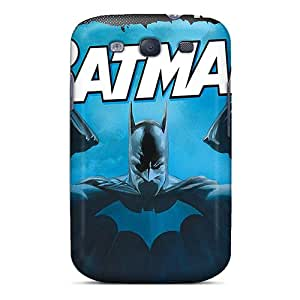 Top Quality Case Cover For Galaxy S3 Case With Nice Batman Appearance