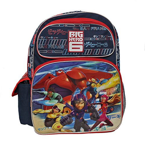Ruz Disney Big Hero 6