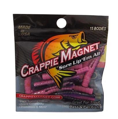 - Leland Lures CRP MGT 15Pc Purple Haze Fishing Products