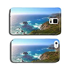 Panoramic view of Pacific coast cell phone cover case iPhone5