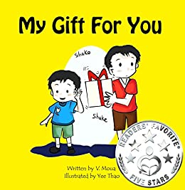 Children s book my gift for you children s bedtime stories and