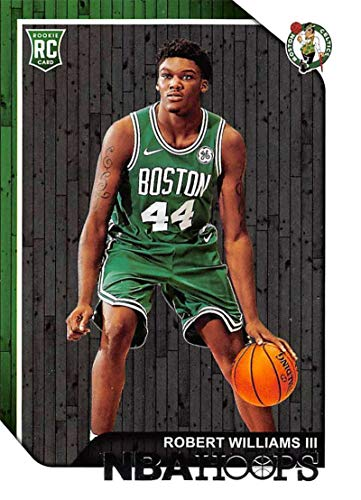 2018-19 Panini Hoops #269 Robert Williams III Boston Celtics RC Rookie NBA Basketball Trading Card