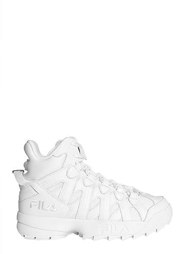 5d2f1e65384a Fila Homme Baskets Et F16m913715 Chaussures Cuir Blanc Sacs Szr8SP