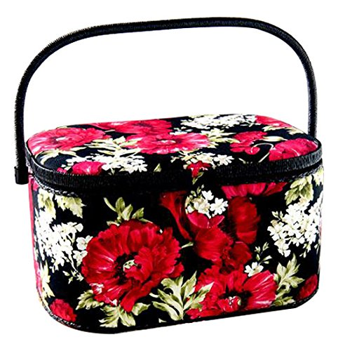 Saint Jane St Jane Sewing Basket Large Oval Astd Assortedd