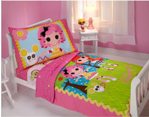 Price comparison product image Lalaloopsy Sew Cute 4 Piece Toddler Set