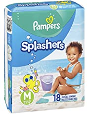 Swim Diapers Size 5 (> 31 lb), 17 Count