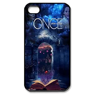 Custom DIY Phone Case Once Upon a Time TV Posters For Iphone 4 4S case cover APPL8303060