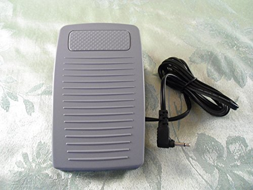 NGOSEW SPEED CONTROL FOOT PEDAL SINGER 7350-1, 7350, H74, 9100, 9340, 2010 #001496409 (9100 Singer Sewing Machine compare prices)