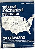 img - for National Mechanical Estimator book / textbook / text book
