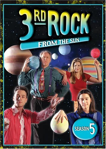 3rd Rock from the Sun: Season 5 by John - From The Rock Fifth Sun