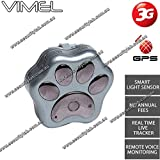 3G GPS Pet Tracker Telstra Aldi Cat Dog Mobile Phone Live
