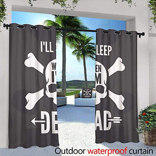Lightly Indoor/Outdoor Single Panel Print Window Curtain,Houston Texans Football Fan Source [转换],W72 x L96 for Front Porch Covered Patio Gazebo Dock Beach Home