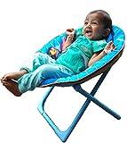 VelKro New Amazing 25' Child Size Portable Folding Picnic Moon Chair (Multi)