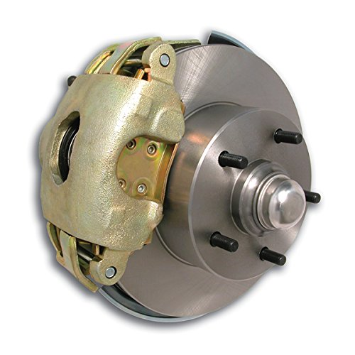 SSBC A137-1 Front Drum to Disc Brake Conversion Kit