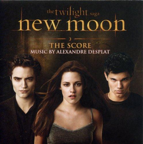 Alexandre Desplat The Twilight Saga New Moon The Score Amazon Com Music
