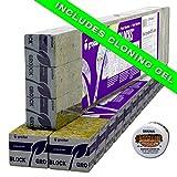 "Grodan 1.5"" inch 45 Pack Rockwool Cubes"
