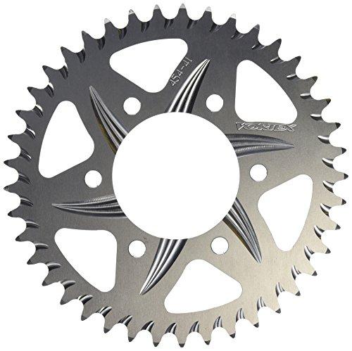 525 Rear Alloy Sprocket - Vortex 454-41 Silver 41-Tooth 525-Pitch Rear Sprocket