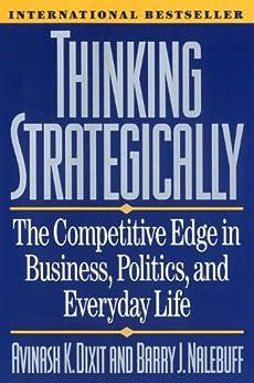 Amazon.com: Thinking Strategically: The Competitive Edge