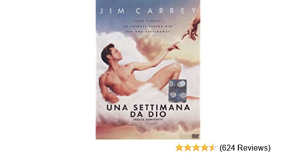 Amazon.com: Una Settimana Da Dio: jim carrey, jennifer aniston, tom shadyac: Movies & TV