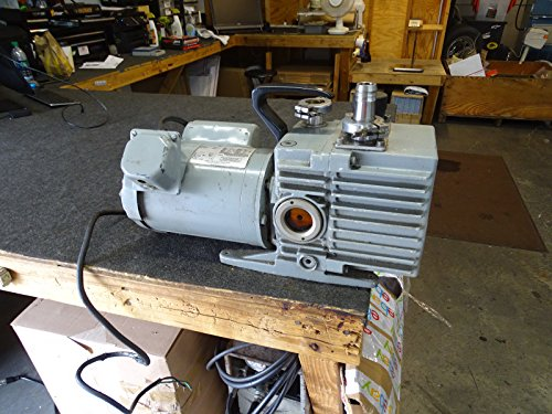 Leybold Heraeus TriVac S16A Vacuum Pump GOOD (Leybold Vacuum Pumps)