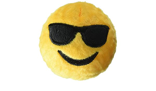 Zen-Kat Gafas de sol FabDog Emoji Faball S 7,6 cm: Amazon.es ...
