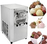 BestEquip Commercial Hard Ice Cream Maker 15-22L/Hour Hard Ice Cream Machine 1500W Digital Display Stainless Steel Ice Cream Maker Machine